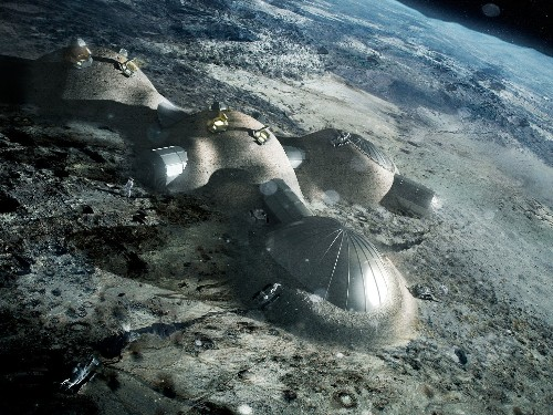 Six Reasons NASA Should Build a Research Base on the Moon