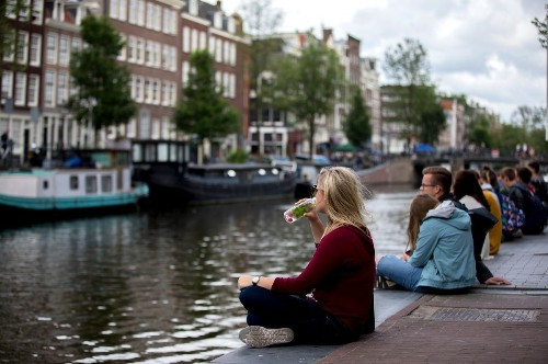 City of canals Amsterdam Photo by Andrew Ang Yuan Hann — National Geographic Your Shot