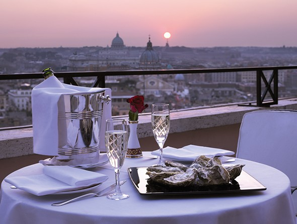 At Home in Rome: Where to Stay
