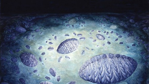 How Undersea Enigmas Reproduced Before the Dawn of Sex