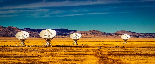 The Best Way to Eavesdrop on Aliens