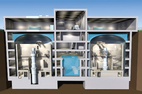 "First ""Small Modular"" Nuclear Reactors Planned for Tennessee"