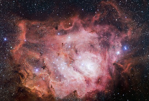 Best Space Pictures of 2014: A Year's Delights Courtesy of Starry Nights