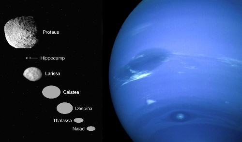 Meet the newest known moon of Neptune