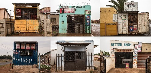 Photos of South Africa's Corner Stores Document a Dangerous Trade