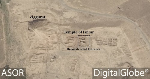 Iconic Ancient Sites Ravaged in ISIS's Last Stand in Iraq