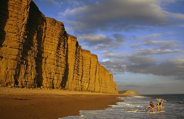 England's Ultimate Cliff-Hanger: Dorset