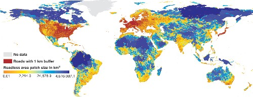 These Are the Most Valuable Roadless Areas Left on Earth