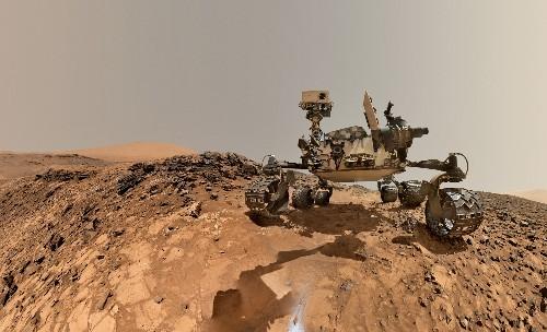 Mars Is Still a Priority Under Trump