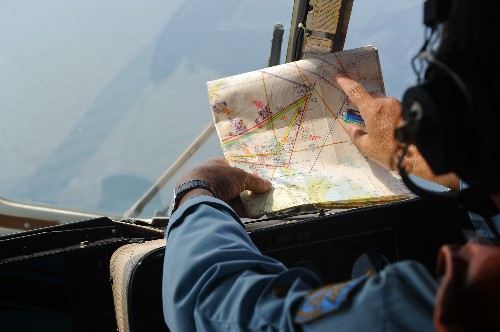 How Debris Can Point to Malaysian Plane's Point of Impact