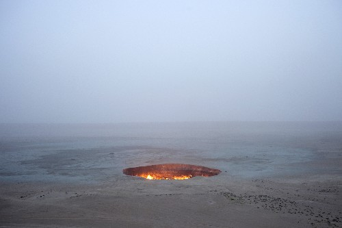 "Q&A: The First-Ever Expedition to Turkmenistan's ""Door to Hell"""