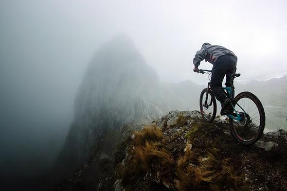 Three Friends' Bold Adventure Mountain Biking in the Peruvian Andes