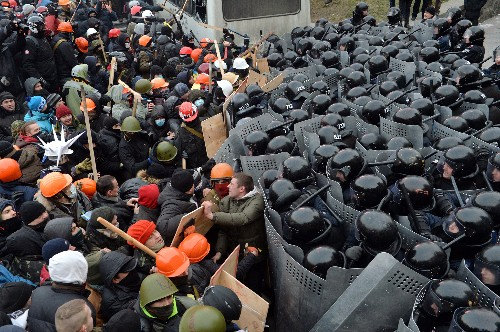 How History, Geography Help Explain Ukraine's Political Crisis