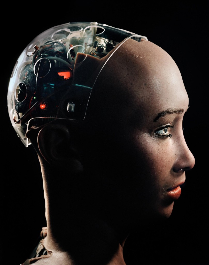 Meet Sophia, the remarkably humanlike robot–and four more captivating stories