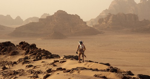 How Will We Get Off Mars?