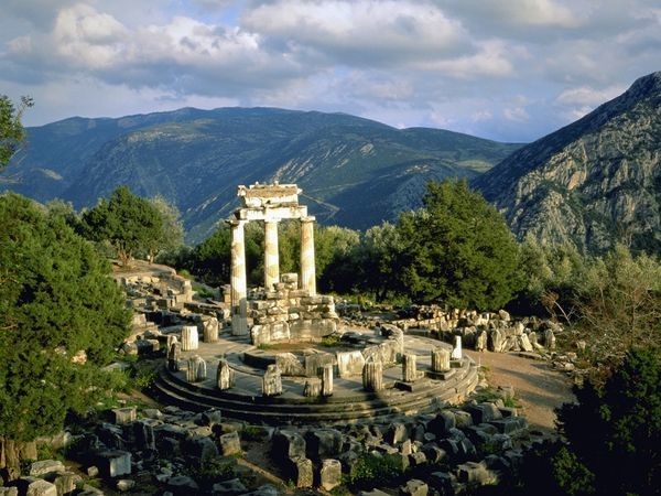 Road Trip: Central Greece