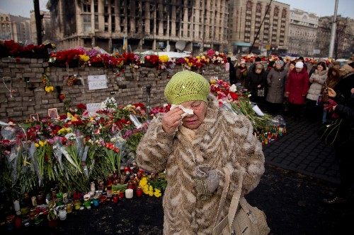 Behind the Headlines: History and Geography Help Explain Ukraine Crisis