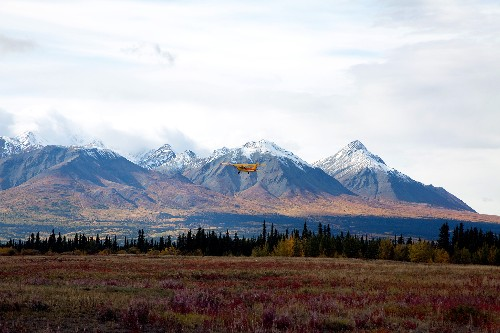 Yukon's Kluane National Park and Reserve: Reaching the Top of Canada