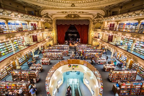 This is the world's most beautiful bookstore