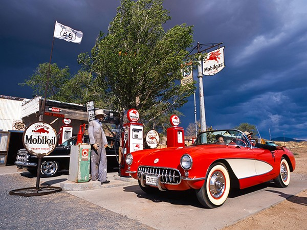 Road Trip: Route 66
