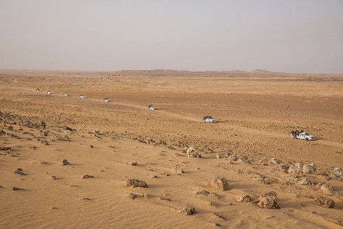 How a trip through the Sahara reflects Niger's fragile state