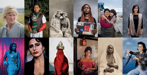 The Nat Geo archive frames women's lives in photos