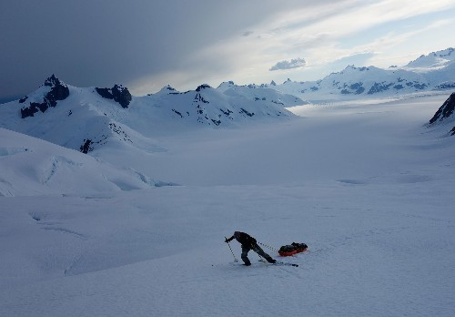 Skiing the World's Biggest Glaciers
