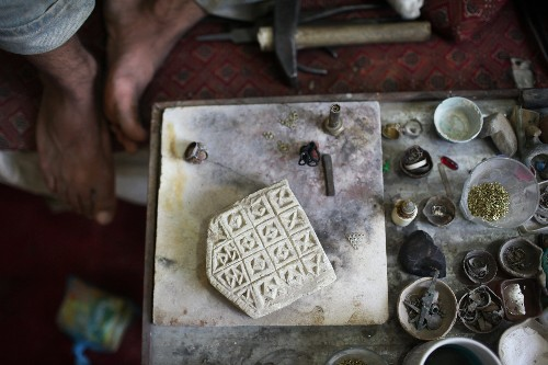 Pictures: Afghanistan's Looted and Lost Heritage