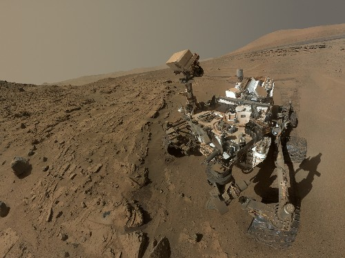 Alien Life on Mars? NASA Rover Spots Methane, a Possible Sign of Microbes