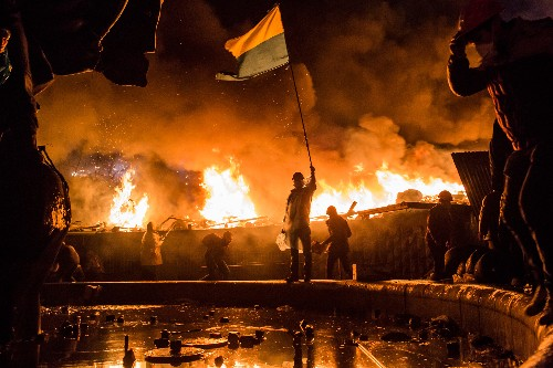 Q&A: Ukraine's Dangerous Turn Has Roots in History