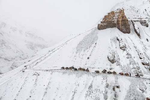 Getting to Know Afghanistan's Huge New National Park