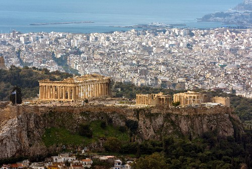 See Athens like a Nat Geo Explorer