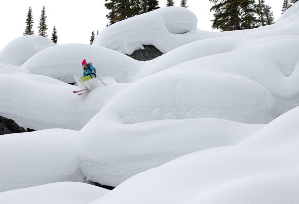 Powder Highway Road Trip – Stop #6 – Golden Alpine Holidays, BC (Photos + Video)