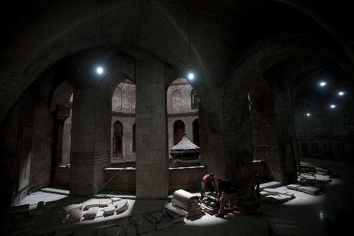 Unsealing of Christ's Reputed Tomb Turns Up New Revelations