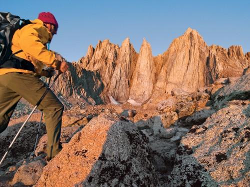 Hike the Sierra High Route, California