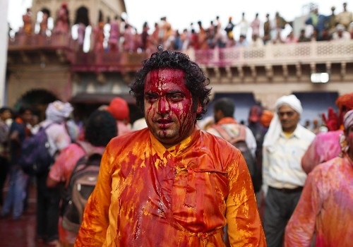 Pictures: India's Festival of Colors