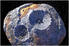 Discover asteroid worth