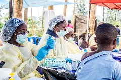 Discover ebola outbreak