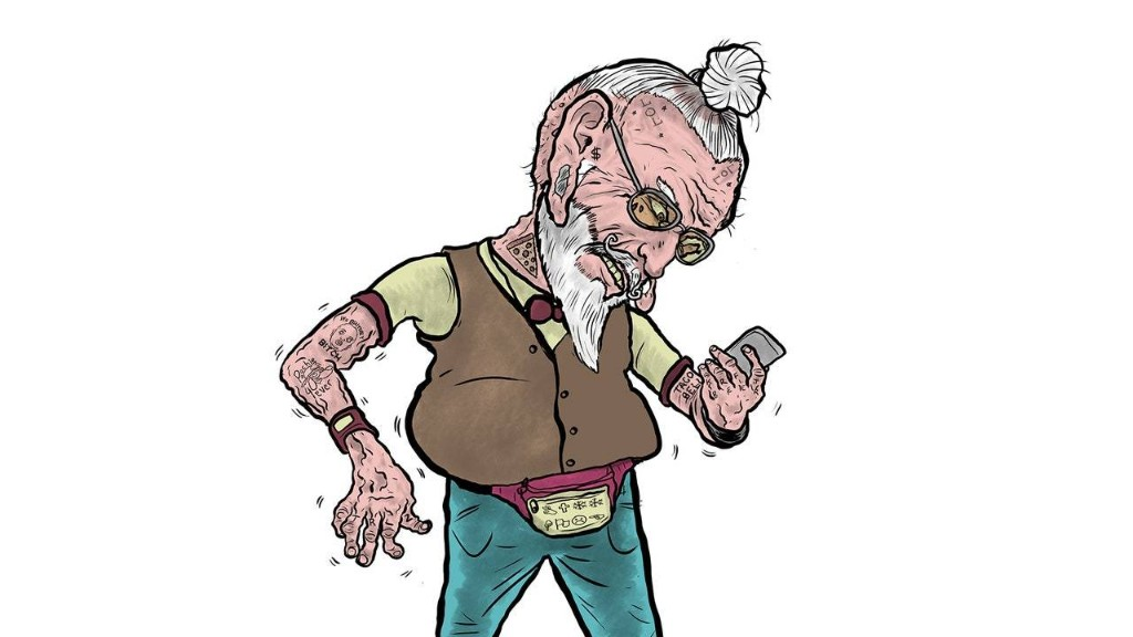 A Millennial in the Year 2050