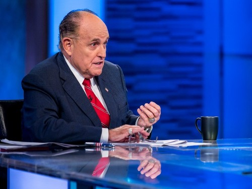 Democrats Demand That Giuliani Be Trump's Lawyer at Impeachment Trial
