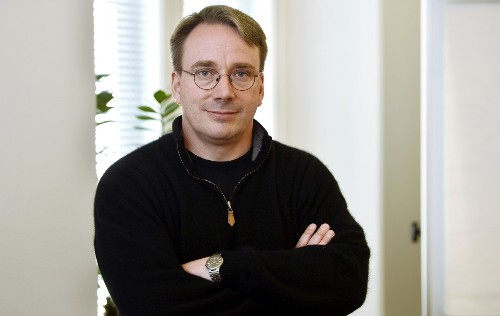 After Years of Abusive E-mails, the Creator of Linux Steps Aside