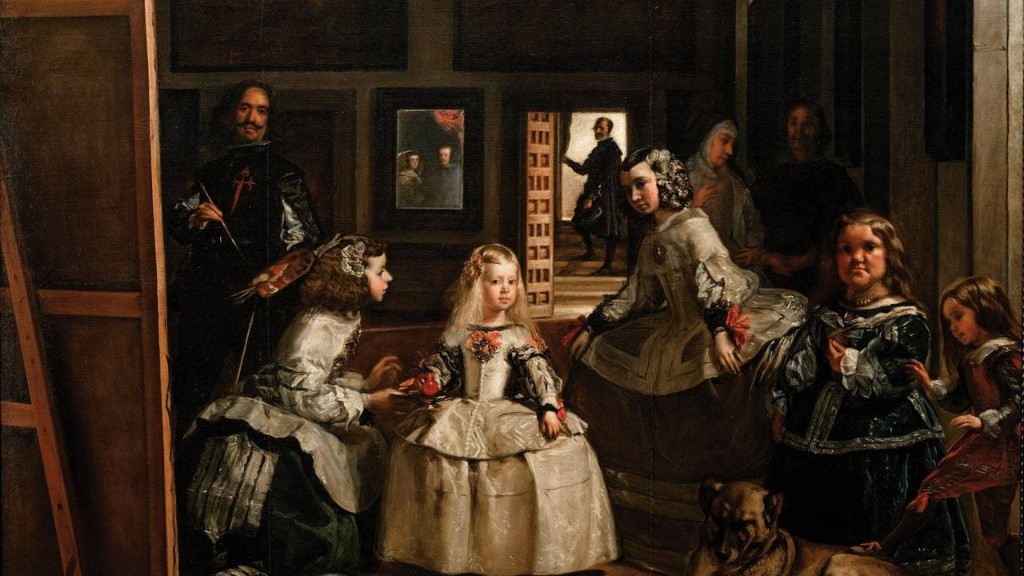 Mortality and the Old Masters