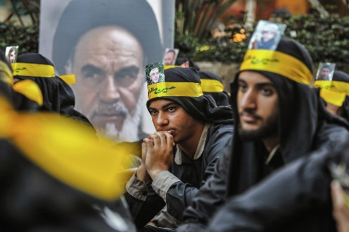 "Iran Entrenches Its ""Axis of Resistance"" Across the Middle East"