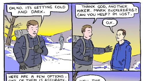 Daily Cartoon: Tuesday, February 25th