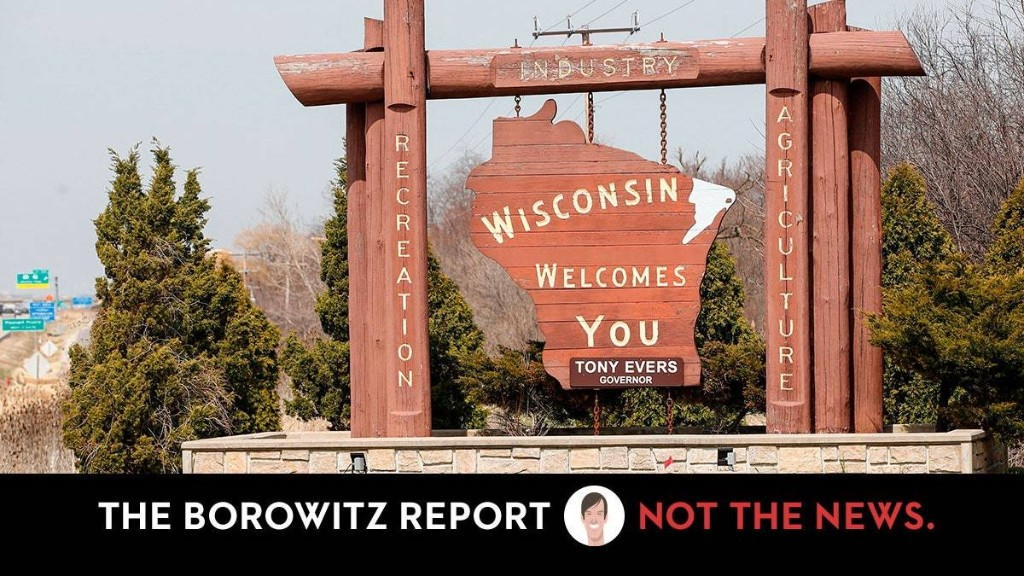 Trump Asks Supreme Court to Rule That Wisconsin Is Not a State