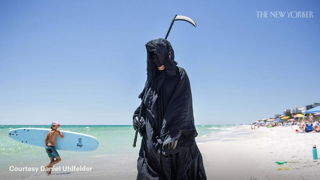 Does the Grim Reaper Wear Sunscreen?