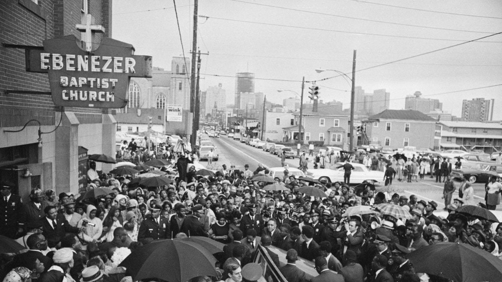 From 1968: The Assassination of the Reverend Dr. Martin Luther King, Jr.