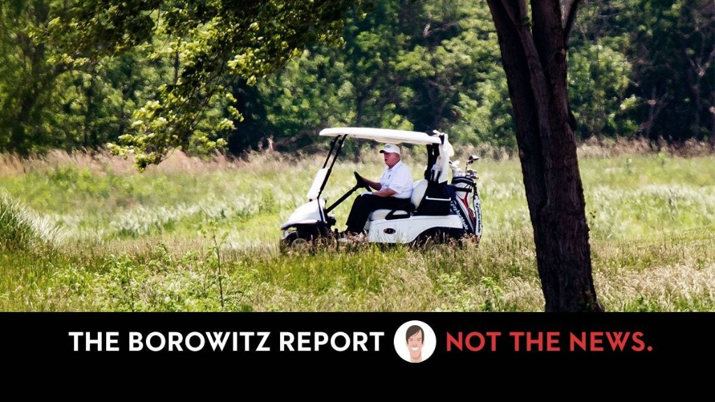 Fauci Urges Trump to Remain on Golf Course Until Pandemic Is Over