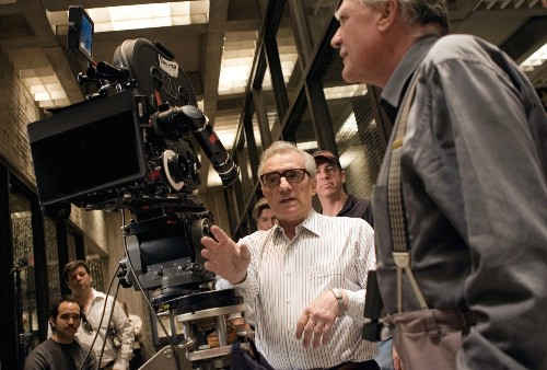 """Review: Jonas Mekas's Illuminating Documentary of Martin Scorsese on the Set of """"The Departed"""""""