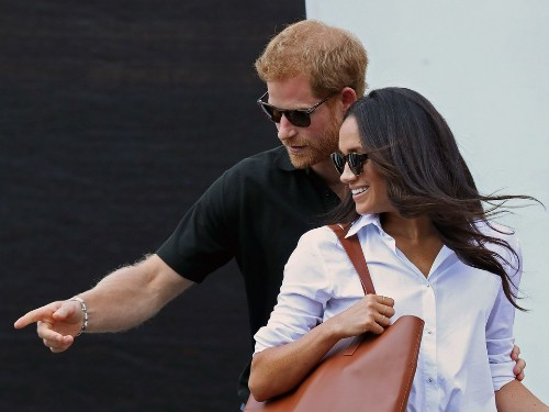 The Charms of Toronto for Prince Harry and Meghan Markle